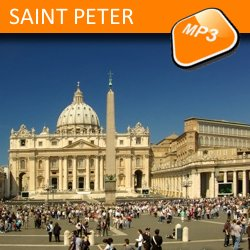The mp3 audio visit St. Peter's Square